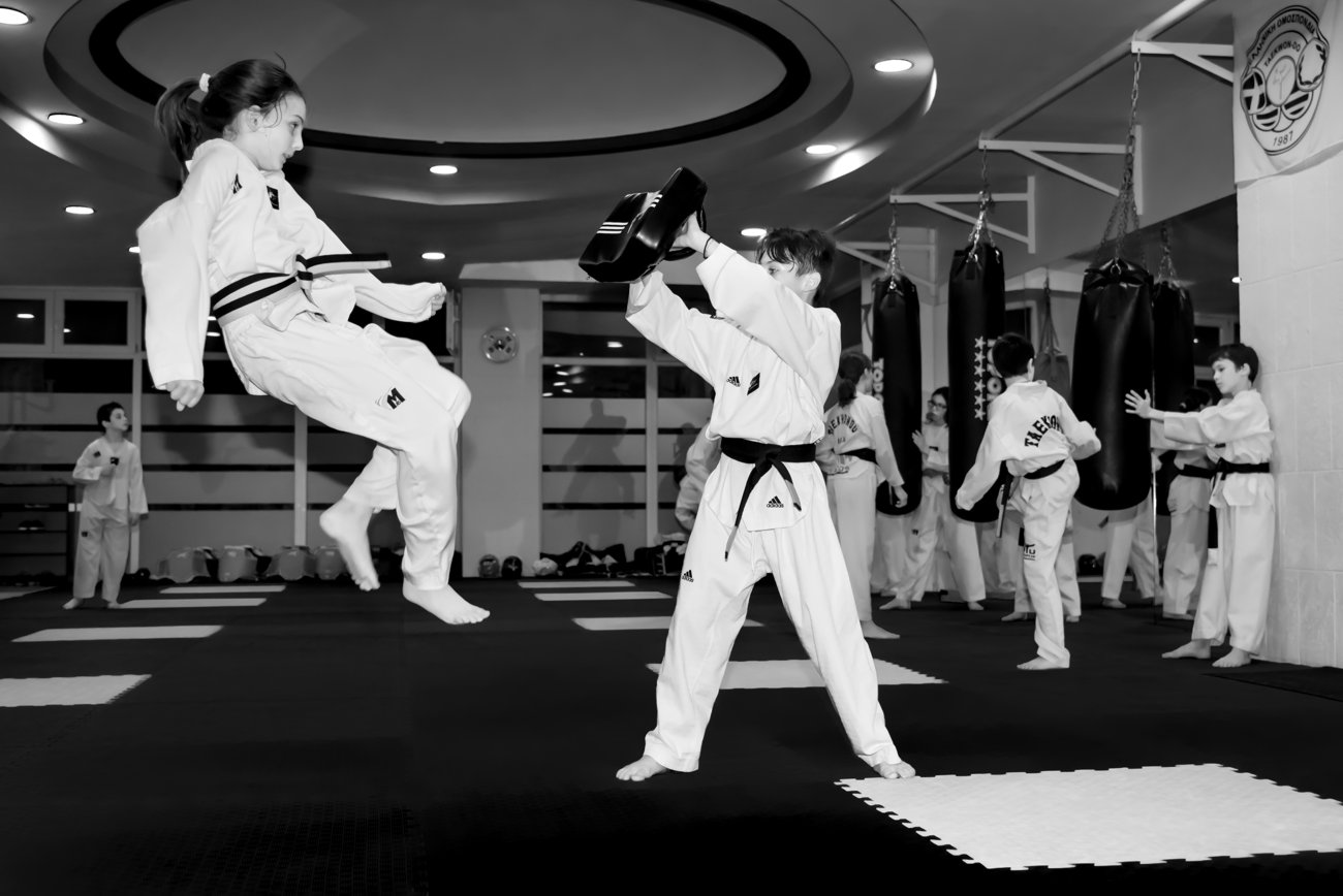 Taekwondo Thessaloniki Pegasos